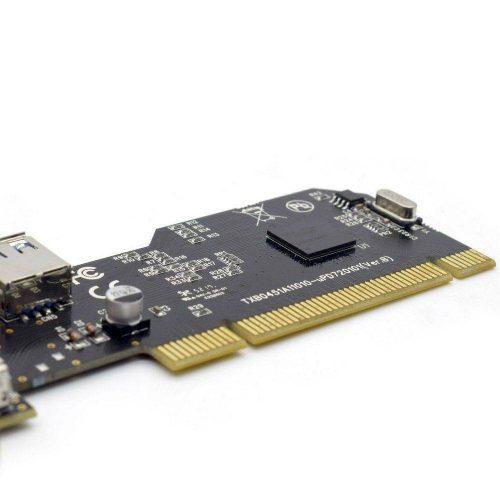 HB T74 Knup Placa PCI USB 3