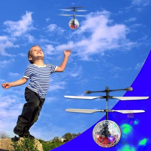 Bolinha Voadora Flying Ball dia das crianças
