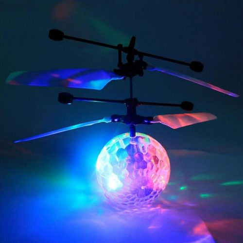 Bolinha Voadora Flying Ball led