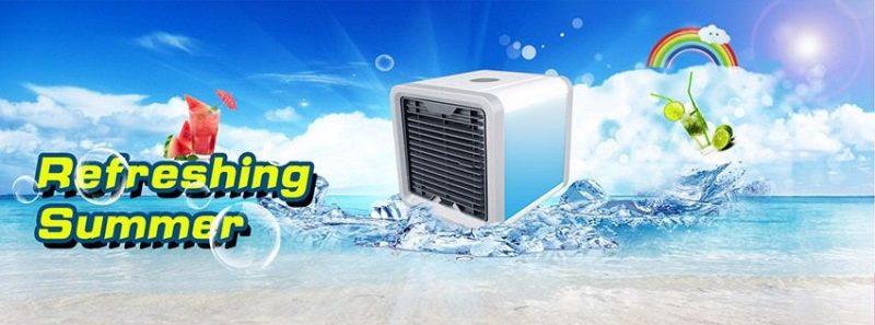Ice Cellar Airclimatizador de ar pessoal
