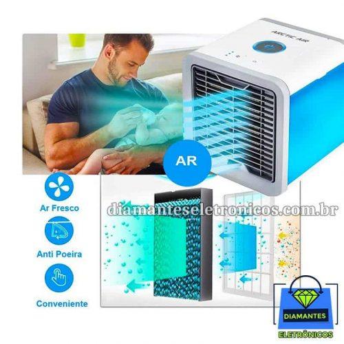 climatizador Ice Cellar Air