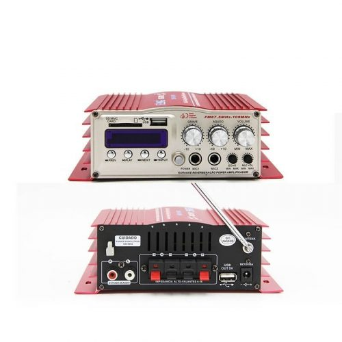 Amplificador Ketchup KT-702