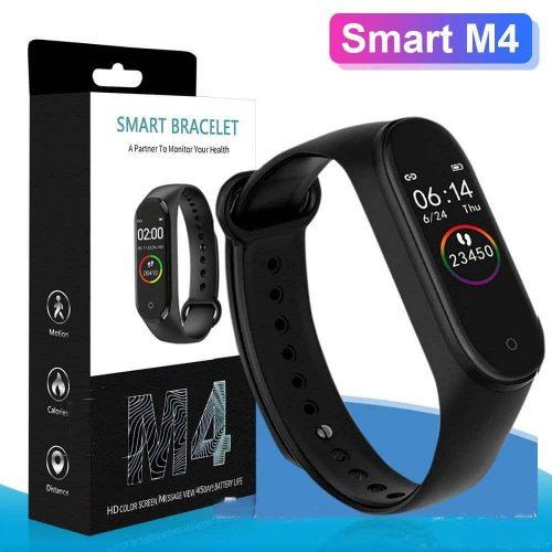 SmartBand M4 Pulseira Inteligente 1