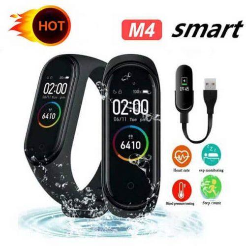 SmartBand M4 Pulseira Inteligente 2