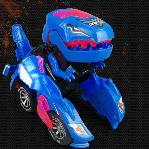 Robô-dinossauro-transformmer