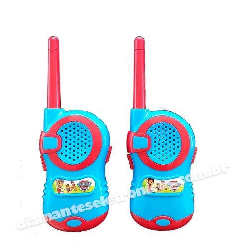 Walkie Talkie Rádio Infantil Jzl-993