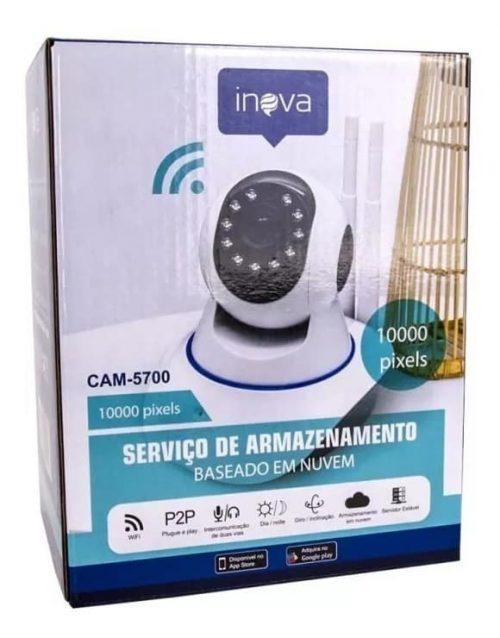 Câmera IP Inova CAM-5700