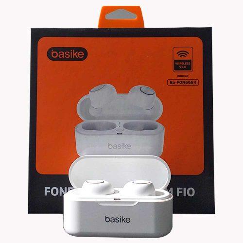 Fone Bluetooth Basike Ba-FON6684