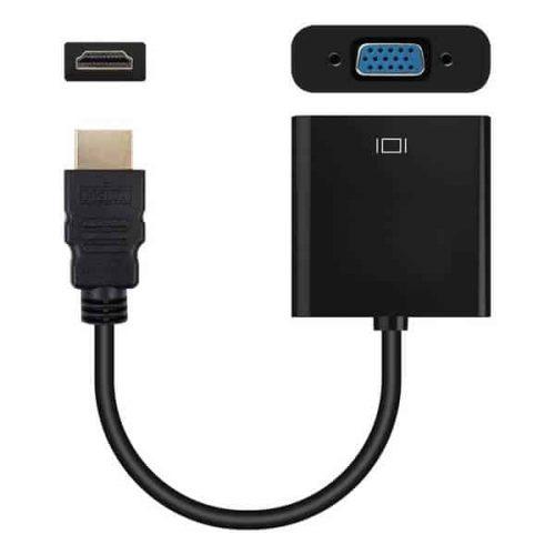 Adaptador HDMI para VGA 2