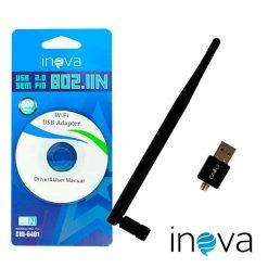 Adaptador Wi-Fi Inova chi-6401