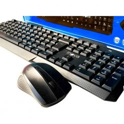 Kit teclado e mouse Inova Key-8389