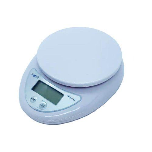 Balança digital de cozinha scale-8342