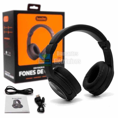 Headphone-fone-estéreo-Basike-Ba-Fon6682-qualidade-premium