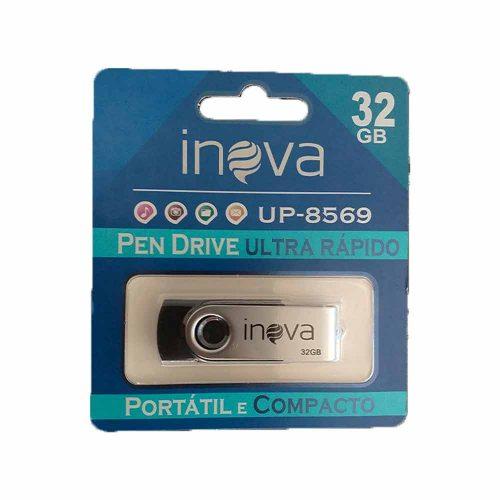 Pendrive Inova 32GB UP-8569