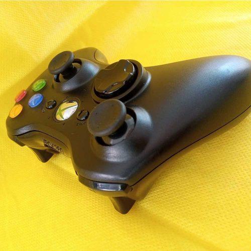 Controle Joystick Xbox 360 usado e restaurado refurbished