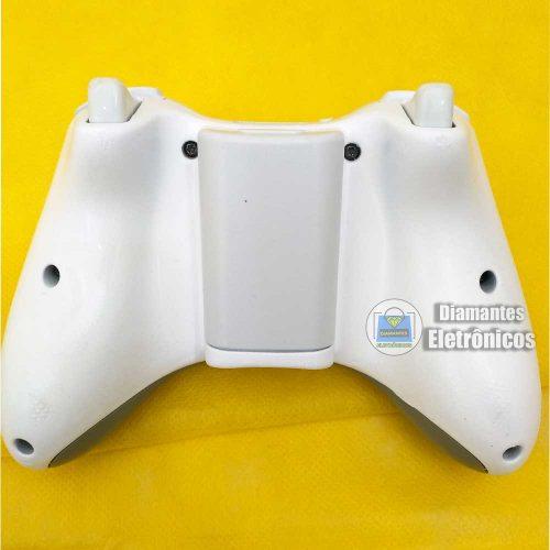 Joystick-Xbox-360-Restaurado-revisado-branco