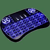 mini teclado led playstation xbox ads block