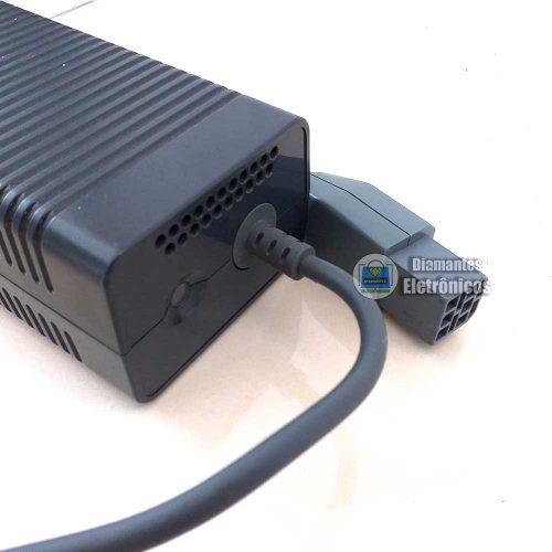 Fonte-Xbox-360-fat-arcade-110v-127v