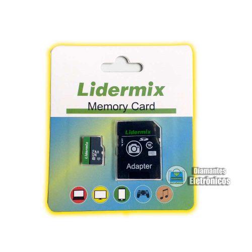 cartao memoria micro sd sdhc alta velocidade leadermix 01