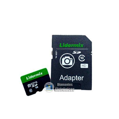 cartao memoria micro sd sdhc alta velocidade leadermix 02