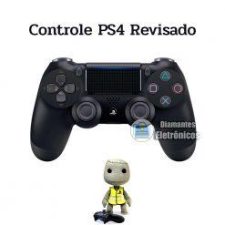 controle-joystick-ps4-playstation-4-usado-preto